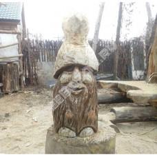 """Фигура из дерева """"Гномик"""""""