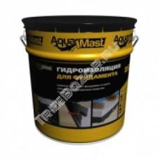 Мастика Гидроизоляционная для фундаментов битумная AquaMast(3 кг)
