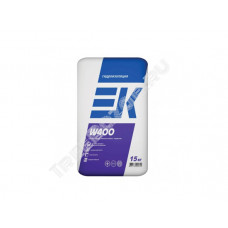Гидроизоляция ЕК W 400 (15 кг)