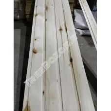 Вагонка осина сорт С  длина 1,7м (10шт.)