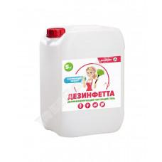 ДЕЗИНФЕТТА (5кг) Дезинфицирующий чистящий гель