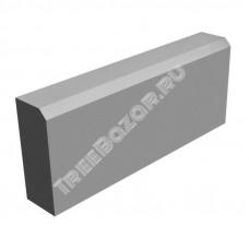 Бордюр серый 200*80*500